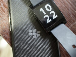 BlackBerry may be exploring wearables