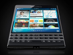 Get more info on the BlackBerry Passport keyboard