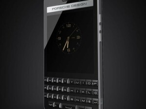 The Porsche Design BlackBerry P'9983