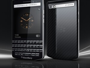 Porsche Design BlackBerry P'9983 is now official