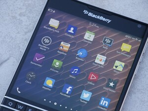 No LTE on your BlackBerry Passport using AT&T?