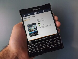 Are you a UK consumer wanting a BlackBerry Passport on contr