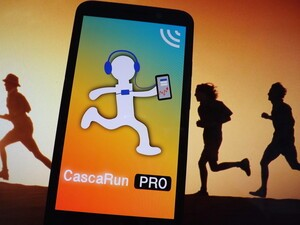 Like to keep fit? Check out the new CascaRun PRO.