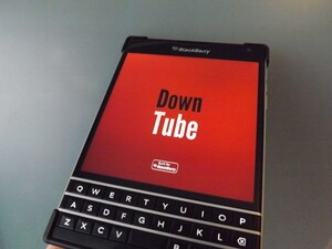 Down Tube gets updated with BlackBerry Passport support