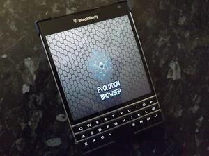 10.3 support gets added to Evolution Browser for BlackBerry 10