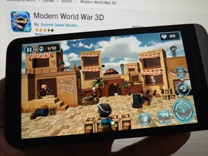 Awesome free gaming with Modern World War 3D