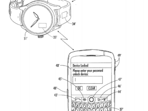 BlackBerry patents offer a small look into the future