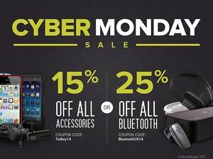 Cyber Monday Bluetooth Sale