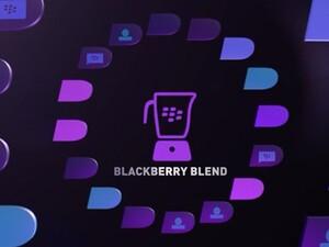 How often are you using BlackBerry Blend?