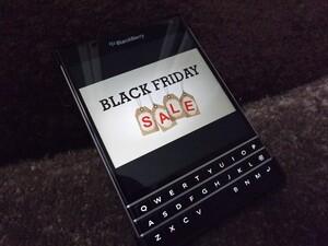 BlackBerry Friday app sales!