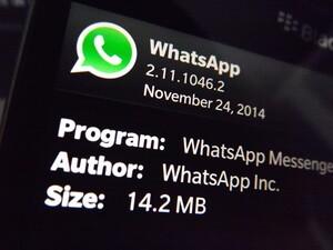 WhatsApp gets a Beta Zone update