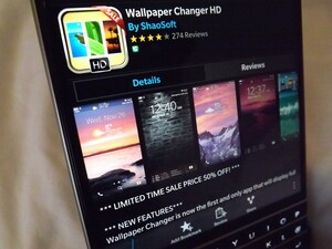 Wallpaper Changer HD gets a huge update