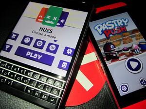 Hues and Pastry Push nominated at NGF Awards