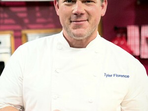 Celebrity Chef Tyler Florence shares why he made the switch back to BlackBerry