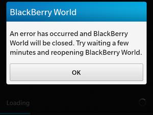 How to reinstall BlackBerry World easily