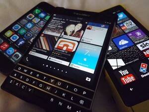 BlackBerry announces carriers supporting BES12 ESBL