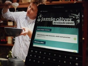 Get cooking for free with Jamie's 20 Minute Meals