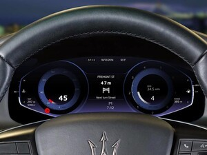 QNX revamps the digital instrument cluster for cars