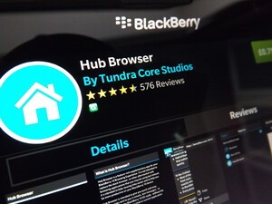 Hub Browser gets an important update