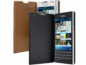 Daily Deal: BlackBerry Leather Flip Case for Passport
