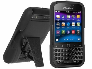 Daily Deal: Hybrid Kickstand Case for BlackBerry Classic