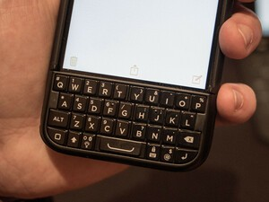 BlackBerry and Typo have reached a settlement