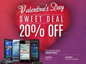 20% off BlackBerry accessories!