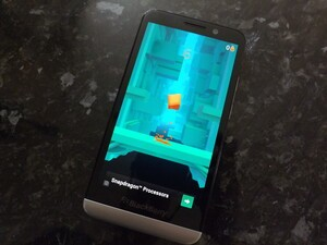 Jelly Jump on BlackBerry 10