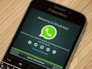 WhatsApp offers up a new beta release for BlackBerry 10