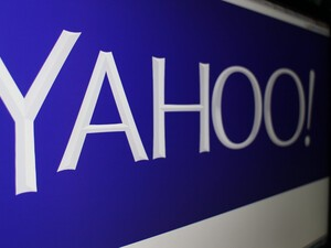 Yahoo wants you to forget your password