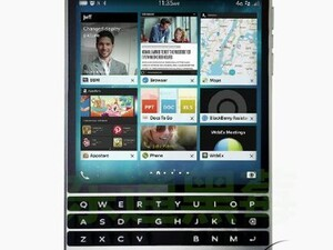 First image of the BlackBerry 'Oslo' appears