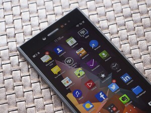 BlackBerry Leap arrives in the Netherlands