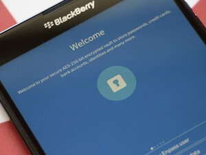 Enpass Password Manager for BlackBerry 10 updated