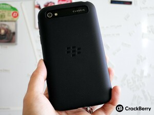 OEM Soft Shell for the BlackBerry Classic