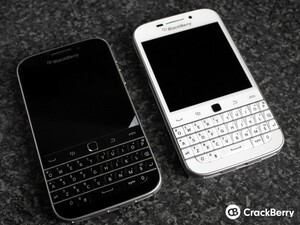 BlackBerry will no longer be manufacturing the Classic
