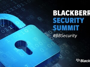 Watch the BlackBerry Security Summit 2015 replay