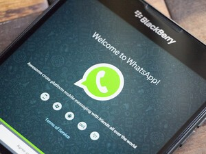 Reminder: Update WhatsApp on BlackBerry 10 to ensure it continues to work