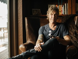 Duff McKagan stays a step ahead with BlackBerry