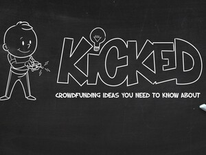 Kicked TV: all the latest and greatest in crowdfunding!