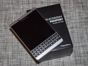 BlackBerry drops pricing on Passport as part of May Madness promotion