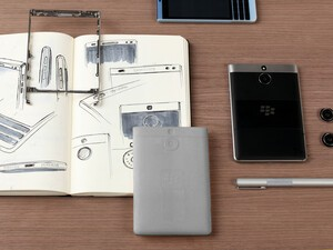 Designing the BlackBerry Passport Silver Edition
