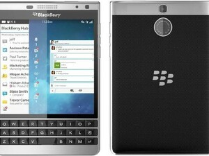 BlackBerry Passport Silver Edition gets early unveiling