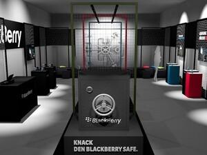 BlackBerry preparing to open pop-up store in Germany