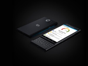 AT&T to sell BlackBerry Priv on Nov 6