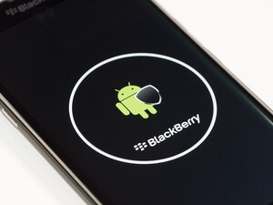 BlackBerry Priv update to build AAW068 now available