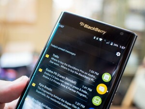 Set up and use Productivity Tab on the BlackBerry Priv