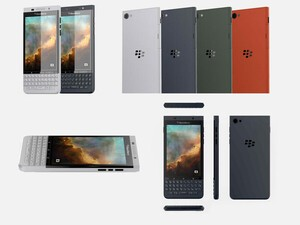 First Look at the BlackBerry Vienna