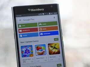 BlackBerry DevZone gains Build for Google Play section