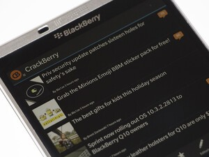 We've updated the CB10 for BlackBerry 10 to fix some bugs