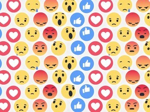 Facebook begins rollout of new reactions